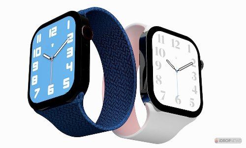 Apple Watch Series 7 to Feature Unique Screen Position, Thinner Bezels, New Ultra Wideband (+ More)