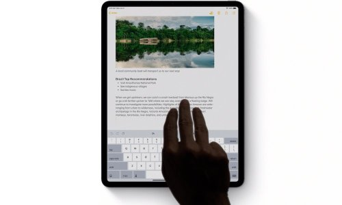 Did You Know Your iPad's Keyboard Can Do These 6 Things?