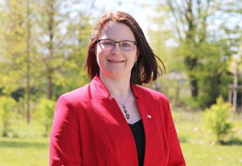 Neue Präsidentin Prof. Kira Kastell startet an der Hochschule Hamm-Lippstadt