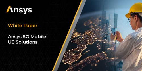 Ansys 5G Mobile/UE Solutions