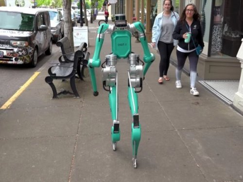 Video Friday: Humanoid Robot Digit Takes a Stroll Downtown