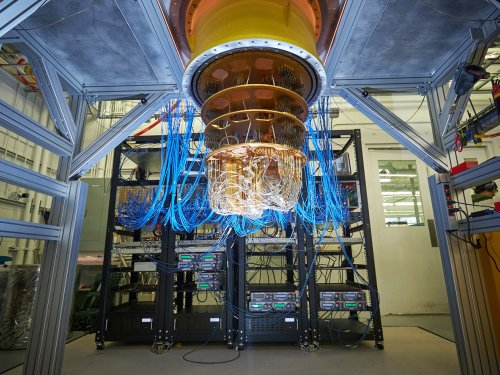Google's Quantum Computer Exponentially Suppresses Errors