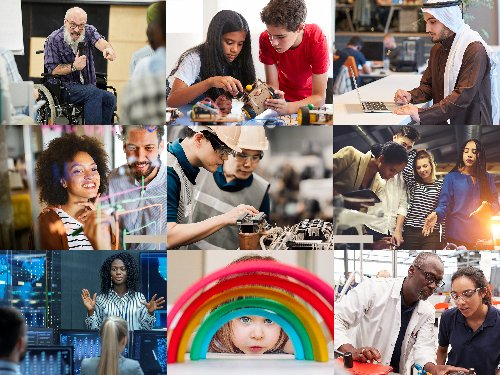 Introducing the New IEEE Diversity, Equity, and Inclusion Website