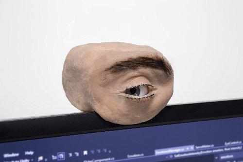 Video Friday: Robotic Eyeball Camera