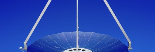 Thermal Solar Goes Where PVs Can't