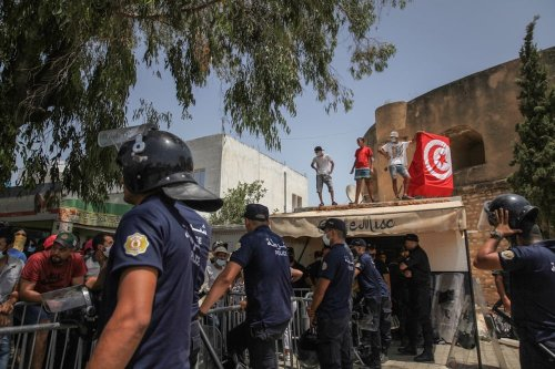 Spyware, hunger strikes, and alleged coups: A summer of suppression in MENA