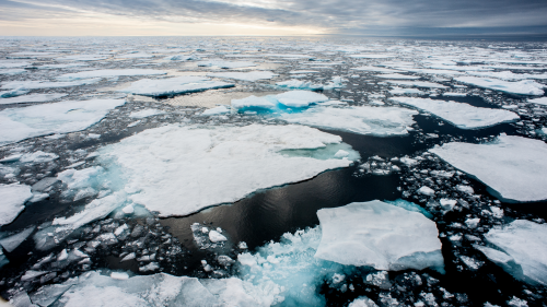 So Much Polar Ice Is Melting That It's Warping Earth's Crust