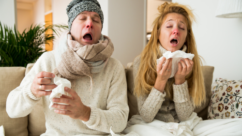 COVID-19 Safety Measures May Have Wiped Out An Entire Flu Lineage
