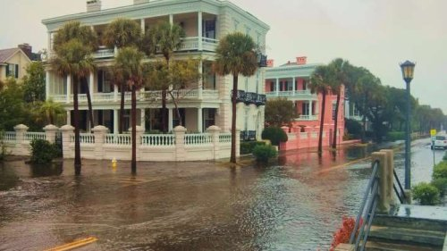 90 Percent Of US Coastal Sites Could See Extreme Flood Events By 2100