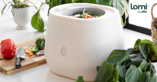 Lomi: Turn Waste To Compost With A Single Button