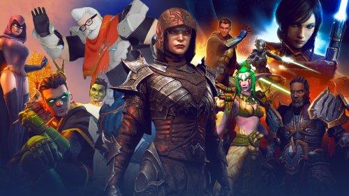 Los 10 mejores MMORPGs de la historia