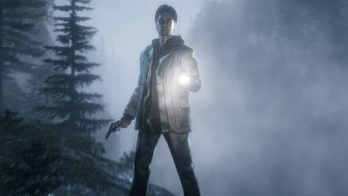 Alan Wake Remastered PC Epic Games Store Release Leaked