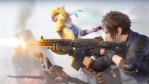 Final Fantasy 7: The First Soldier précise sa date et ses fonctionnalités - Tokyo Game Show 2021