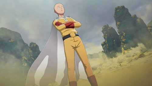One Punch Man: A Hero Nobody Knows Has a Release Date