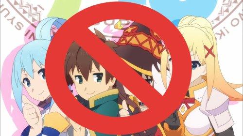 La Russie bannit des anime isekai pour « informations dangereuses »