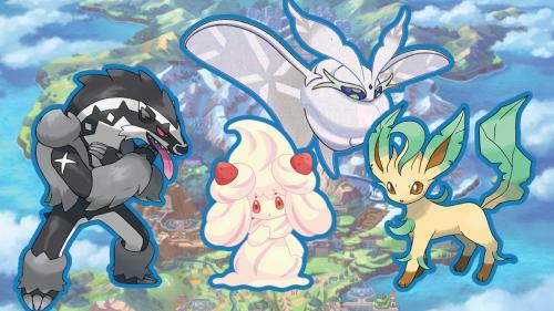 Every Alternate Evolution in Pokemon Sword and Shield