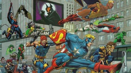 DC Comics World cover image