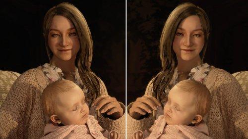 Resident Evil Village Graphics Comparison: PS5 vs. PS4