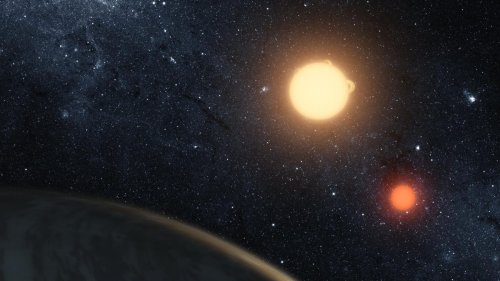 The Next Possible 'Earth' Might Be a Planet With Two Suns