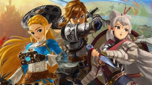 Hyrule Warriors: Age of Calamity - Wave of the Ancients Expansion Pass Trailer