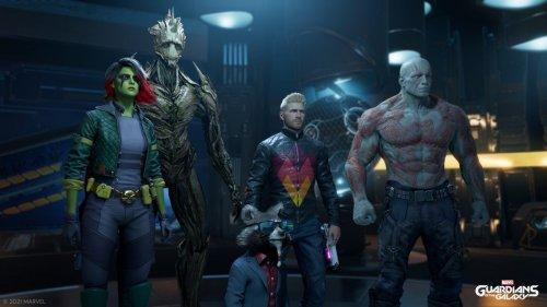Preview Marvel's Guardians of the Galaxy, une session de jeu un peu rock'n roll