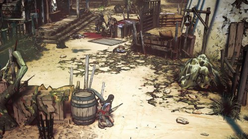 Weird West First Look: Ex-Dishonored Devs' Latest Is a Delightfully Odd Western