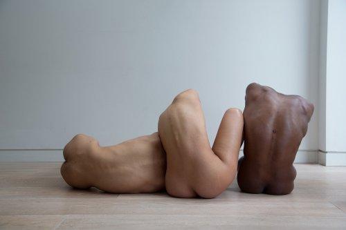 Chloe Rosser's Photographic Eye Reconstructs Bodies Into Genderless Human Sculptures - IGNANT