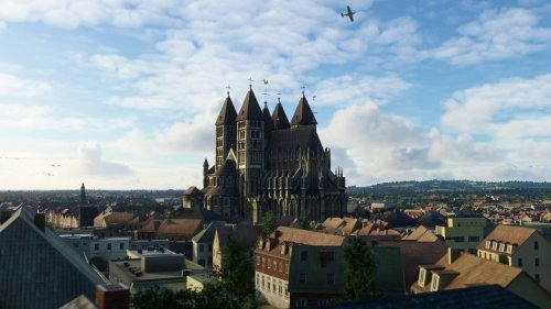 Microsoft Flight Simulator - World Update IV Trailer - IGN