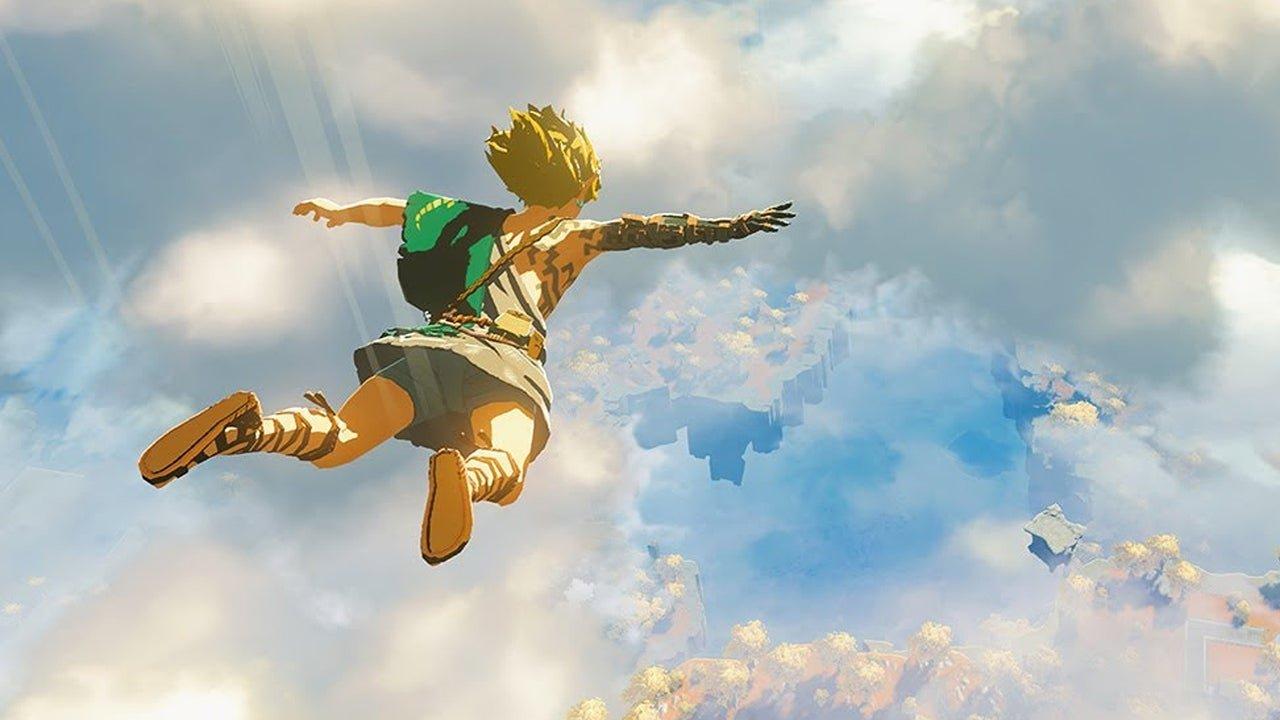 The Legend of Zelda: Breath of the Wild 2 - E3 2021 Teaser - IGN