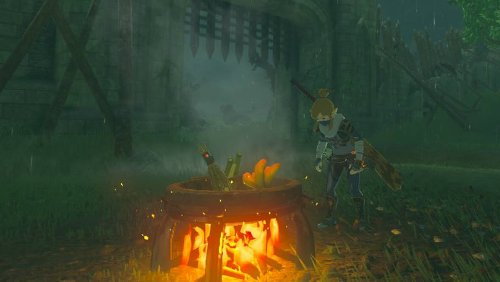 All Recipes and Cookbook - The Legend of Zelda: Breath of the Wild Wiki Guide - IGN