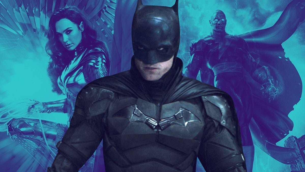 New and Upcoming DC Movies and TV Shows in 2021 and Beyond