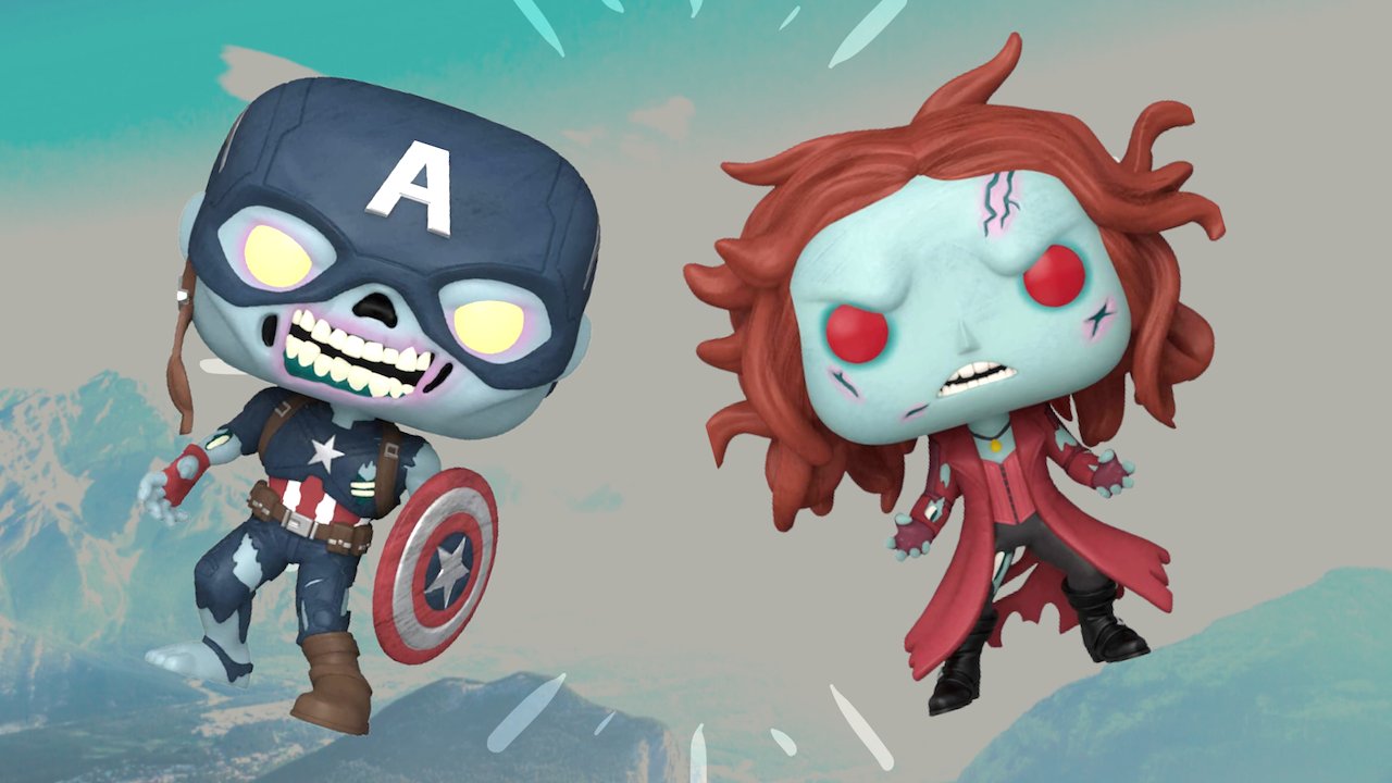 Marvel's What If Zombie Superhero Funkos Are Up for Preorder
