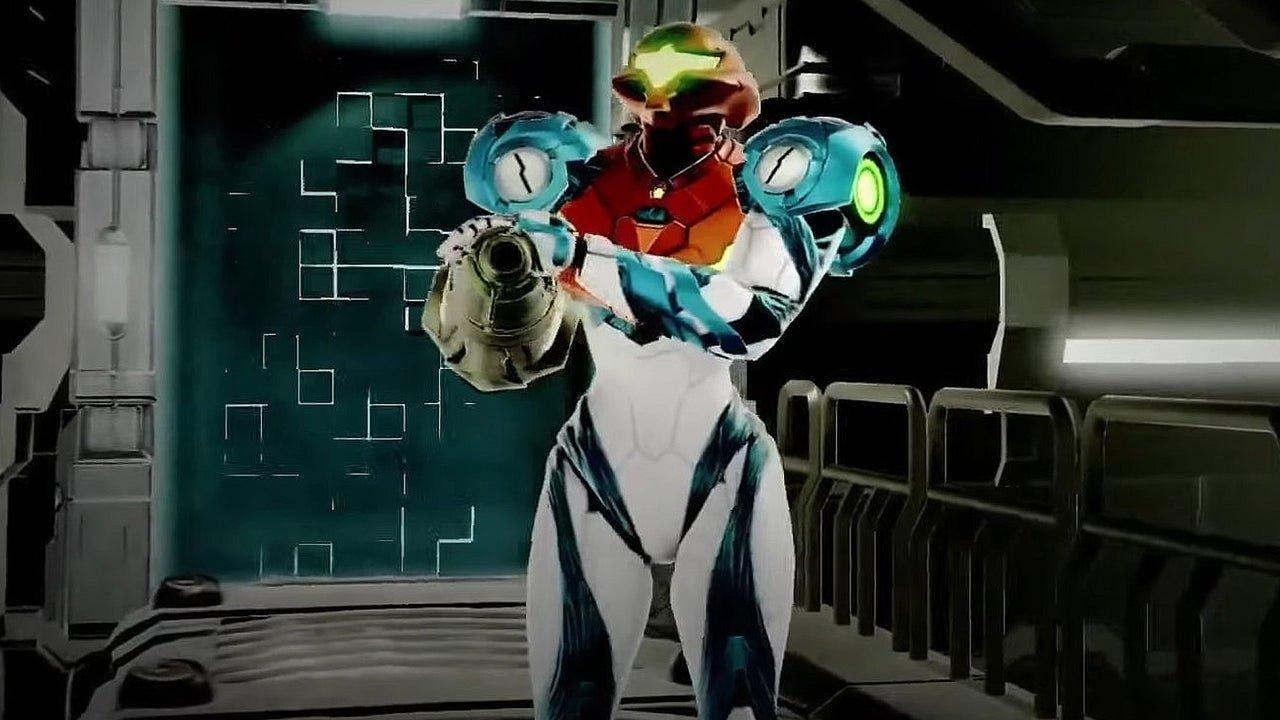 Metroid Dread - Announcement Trailer - IGN