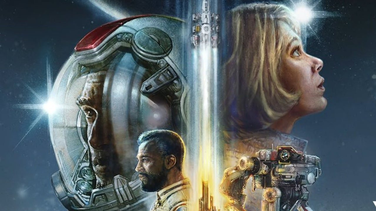 Starfield - Release Date Trailer - IGN