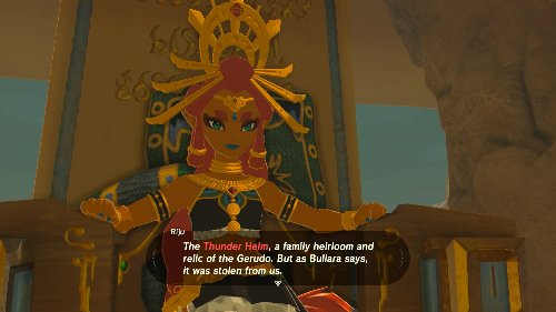 Divine Beast Vah Naboris - The Legend of Zelda: Breath of the Wild Wiki Guide - IGN