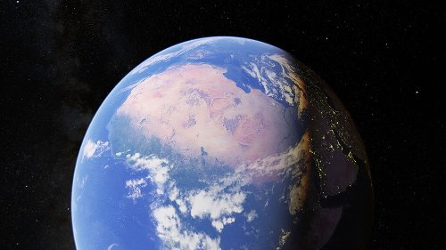 Google Earth Update Lets You See How Climate Change Has Dramatically Altered Our World