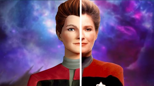 How Captain Janeway Came Back for a New Star Trek With Prodigy - IGN