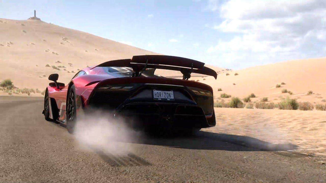 Forza Horizon 5 - Release Date Trailer - IGN