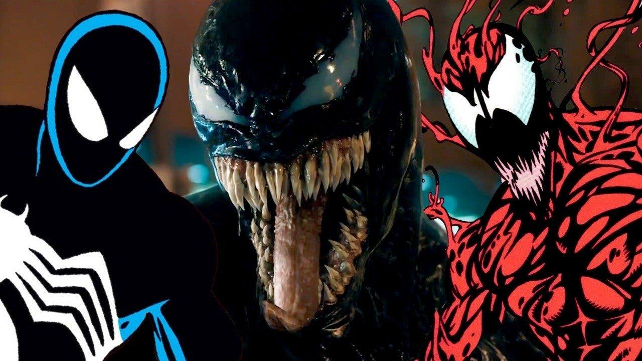 Venom: Marvel's Most Powerful Symbiotes Ranked