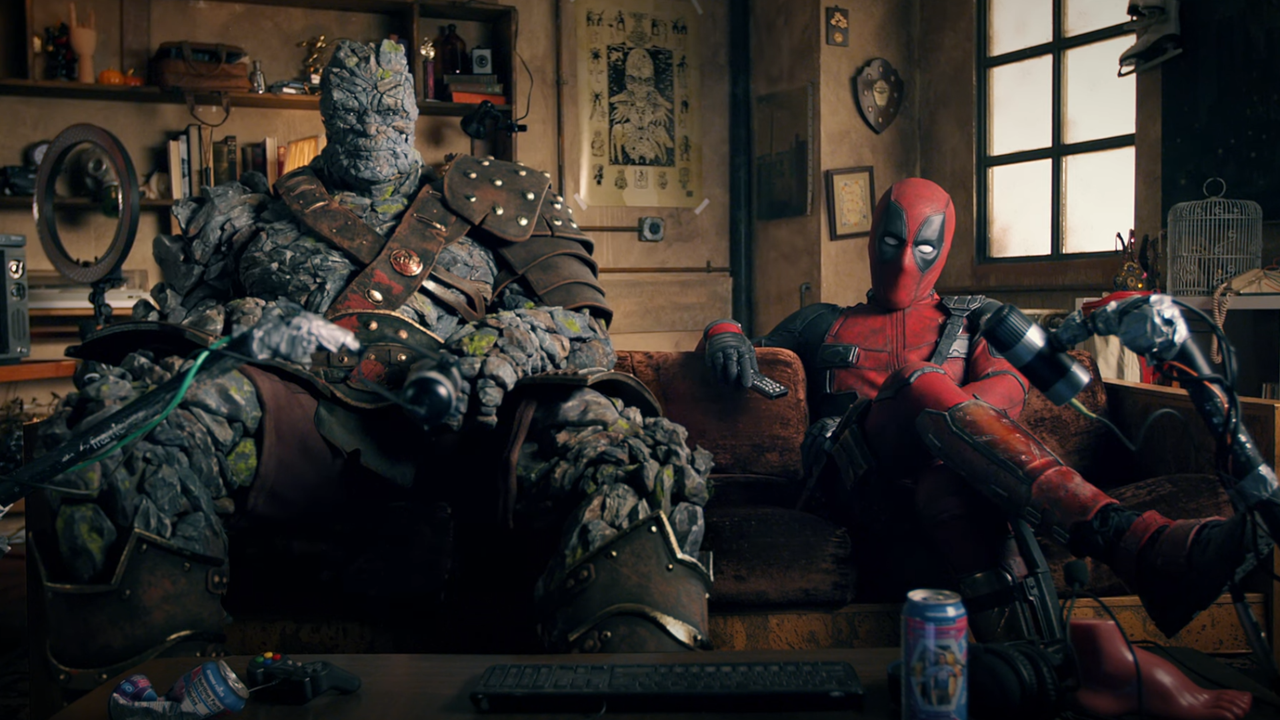 Check Out Deadpool's First MCU Crossover (Sort Of)