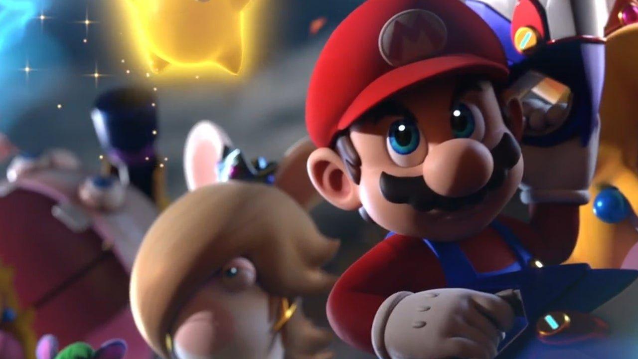 Mario + Rabbids: Sparks of Hope Developer Overview - IGN
