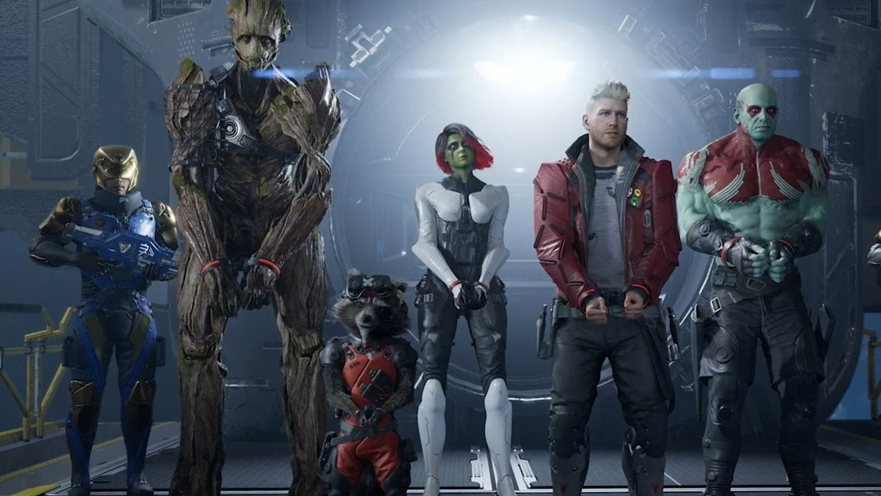 Marvel's Guardians of the Galaxy - Switch Version Trailer - IGN