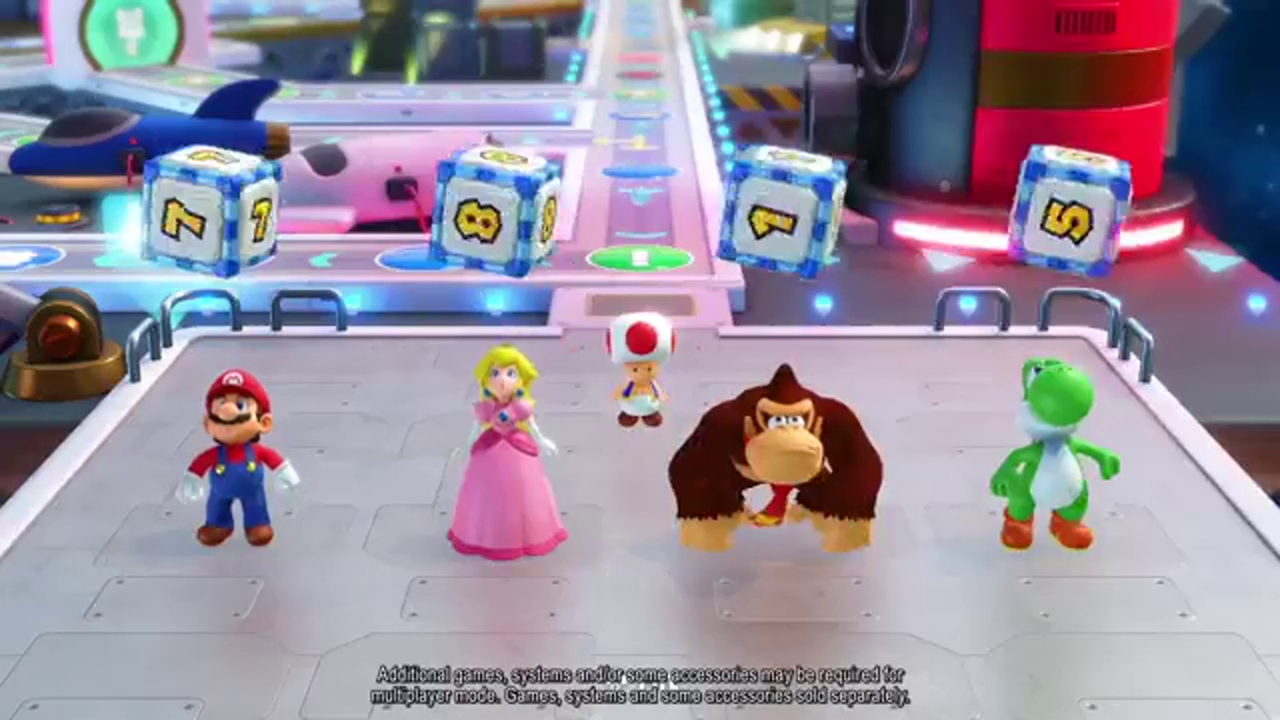 Mario Party Superstars Announcement Trailer - IGN
