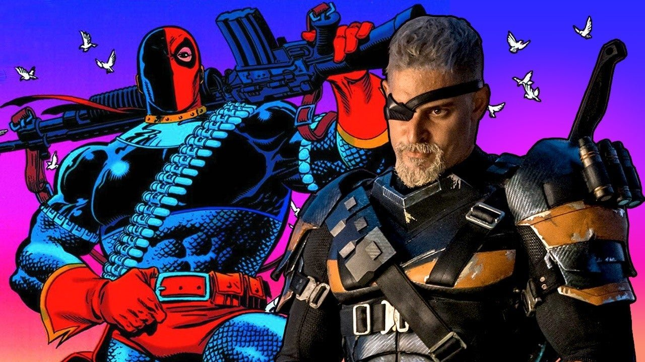 Deathstroke Explained: Who Is the DC Villain?