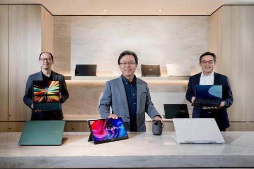 CES 2021: разнообразие ноутбуков и других новинок ASUS