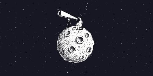 Телескопы на обратной стороне Луны откроют тайны ранней Вселенной