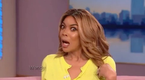 Wendy Williams and Joseline Hernandez Go at It Live on Wendy's Show [VIDEO]