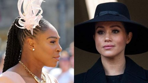 Serena Williams Pens Message Of Support For Meghan Markle Following Interview With Oprah | BIN: Black Information Network