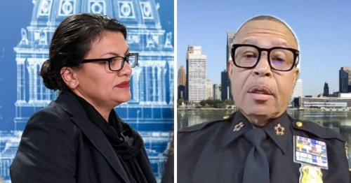 Commentary: Detroit Police Chief Demands Rashida Tlaib Resign After 'No More Policing' Comment