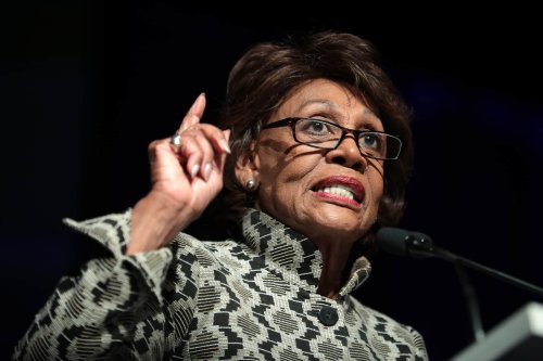 Maxine Waters Accused of Abusing 'Numerous Government Resources Inappropriately' by Air Marshal National Council